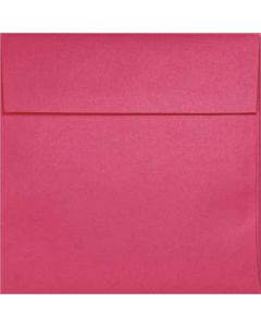 Stardream Metallic - 6 Square ENVELOPES - Azalea - 1000 PK