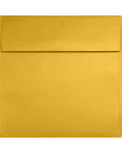 Stardream Metallic - 7.5 in Square ENVELOPES - FINE GOLD - 1000 PK