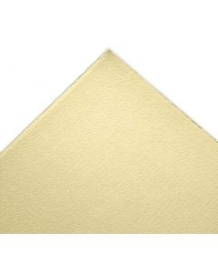 [Clearance] Arturo - Large FLAT CARDS (260GSM) - BUTTERCREAM - (7.88 x 5.88) - 100 PK