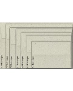 Neenah Environment BIRCH (80T/Smooth) - A1 Envelopes (3.625 x 5.125) - 2500 PK