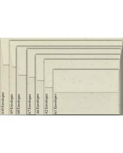 Neenah Environment TORTILLA (80T/Smooth) - A1 Envelopes (3.625 x 5.125) - 2500 PK