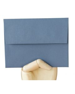 Crush Blue-Lavender (81T) - A2 Envelopes (4.375-x-5.75) - 1000 PK