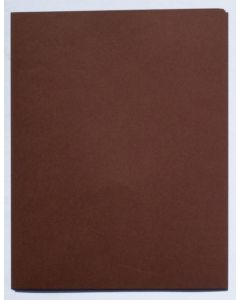 REMAKE Brown Autumn 8.5X11 Paper 32/81lb Text (120gsm) - 50 PK
