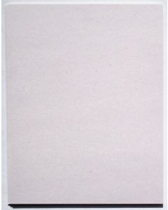 REMAKE Oyster 8.5X11 Lightweight Card Stock Paper 65lb Cover (180gsm) - 25 PK