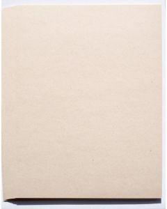 REMAKE Sand 8.5X11 Lightweight Card Stock Paper 65lb Cover (180gsm) - 25 PK