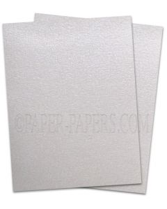 [Clearance] COSMO Pearlized Textured Card Stock Paper - 8.5X11 (216X279) - 94lb Cover (255gsm) - 25 PK