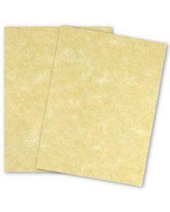 Astroparche - ANCIENT GOLD - 8.5 x 11 Parchment Paper - 60lb Text - 500 PK