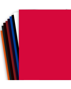 Plike (Plastic-Like) Paper 28.3 x 40.2 Folio - 122LB COVER (minimum 20 sheets per color)