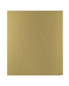 Pure Gold 92C (4.25X5.5) A2 Flat Cards - 50 pack