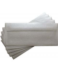 [Clearance] Metallic Quartz (Square Flap)  - No. 10 ENVELOPES - 25 PK