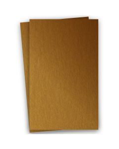 Stardream Metallic 11X17 Card Stock Paper - ANTIQUE GOLD - 105lb Cover (284gsm) - 100 PK