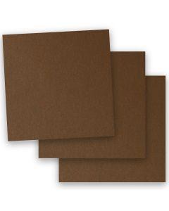 Stardream Metallic - 12X12 Card Stock Paper - BRONZE - 105lb Cover (284gsm) - 35 PK