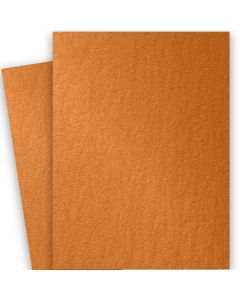 Stardream Metallic - 28X40 Full Size Paper - COPPER - 105lb Cover (284gsm)