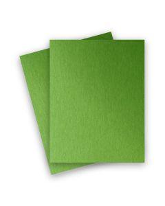 Stardream Metallic - 8.5X11 Card Stock Paper - FAIRWAY - 105lb Cover (284gsm) - 1000 PK