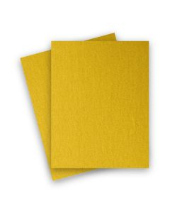 Stardream Metallic - 8.5X11 Card Stock Paper - FINE GOLD - 105lb Cover (284gsm) - 1000 PK