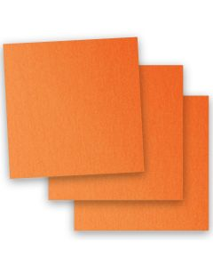 Stardream Metallic - 12X12 Card Stock Paper - FLAME - 105lb Cover (284gsm) - 35 PK
