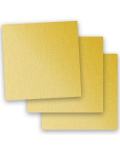 Stardream Metallic - 12X12 Card Stock Paper - GOLD - 105lb Cover (284gsm) - 35 PK