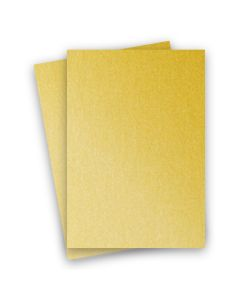 Stardream Metallic - 8.5X14 Legal Size Paper - Gold - 81lb Text (120gsm) - 200 PK