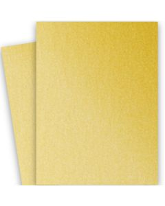 Stardream Metallic - 28X40 Full Size Paper - GOLD - 105lb Cover (284gsm) - 100 PK