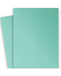 Stardream Metallic - 28X40 Full Size Paper - LAGOON - 81lb Text (120gsm) - 250 PK