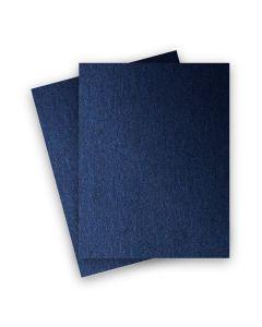 Stardream Metallic - 8.5X11 Card Stock Paper - LAPIS LAZULI - 105lb Cover (284gsm) - 250 PK