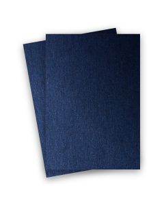 Stardream Metallic - 8.5X14 Legal Size Paper - Lapis Lazuli - 81lb Text (120gsm) - 200 PK