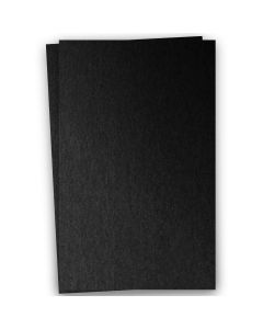 Stardream Metallic - 12X18 Card Stock Paper - ONYX - 105lb Cover (284gsm) - 100 PK