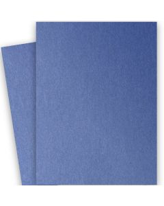 Stardream Metallic - 28X40 Full Size Paper - SAPPHIRE - 105lb Cover (284gsm)