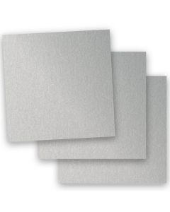 Stardream Metallic - 12X12 Card Stock Paper - SILVER - 105lb Cover (284gsm) - 100 PK