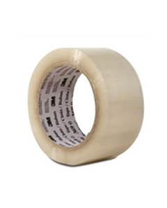 3 x 110 yds. 2.0 Mil 3M #311 Scotch® Acrylic Carton Sealing Tape (1-Single Roll)