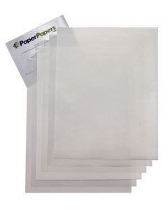 Translucent (Vellum) Variety Pack 8.5 x 11 Paper (6 weights / 5 each) - 30 PK