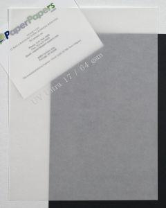 UV Translucent Paper 17 / 64gsm