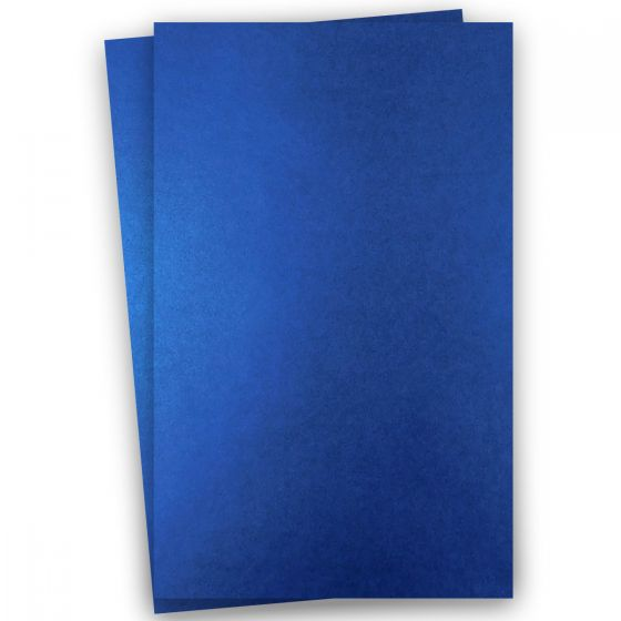 Shine Blue Satin (2) Paper Find at PaperPapers