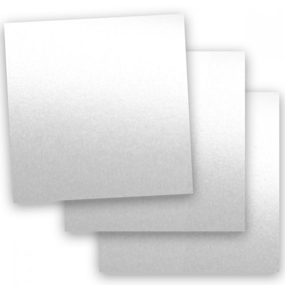 FAV Shimmer Pure Snow White (4) Paper -Buy at PaperPapers