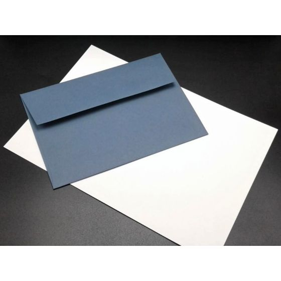 DIY Blueberry Cream A7 Envelopes and Card Set - 20 in a set