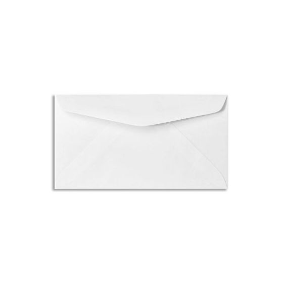 Commodities White Wove (1) Envelopes Order at PaperPapers