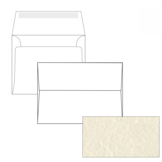 Canaletto Bianco (2) Envelopes Offered by PaperPapers