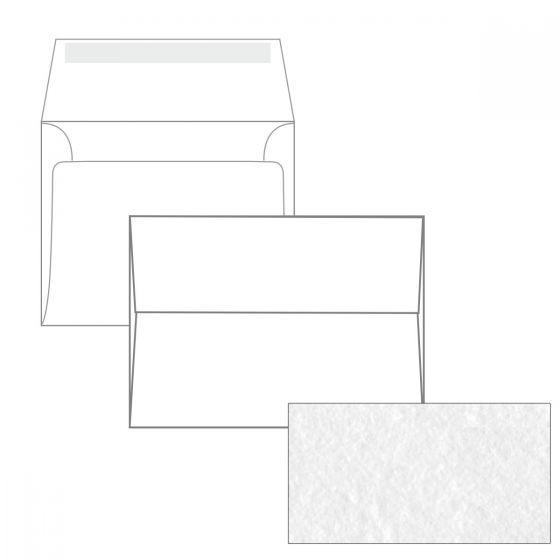 Canaletto Premium White (3) Envelopes Shop with PaperPapers