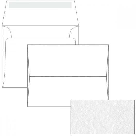 Cordenon Premium White (2) Envelopes  Available at PaperPapers