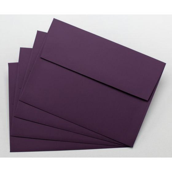 [Clearance] Plike - A6 Envelopes (4.75-x-6.5) - PURPLE - 250 PK