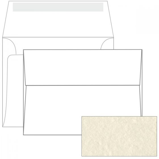 Canaletto Bianco - A7 Envelopes - 20% Cotton - 800 PK