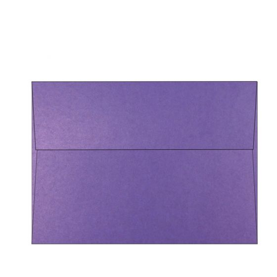 Shine Violet Satin (2) Envelopes Available at PaperPapers
