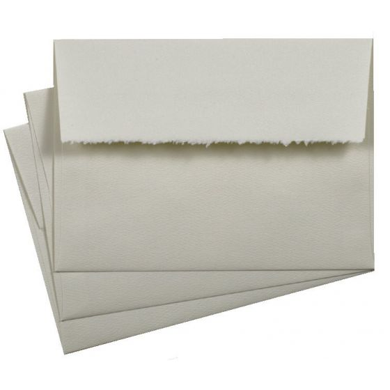 Mohawk Premium Pastelle Natural White (2) Envelopes  -Buy at PaperPapers