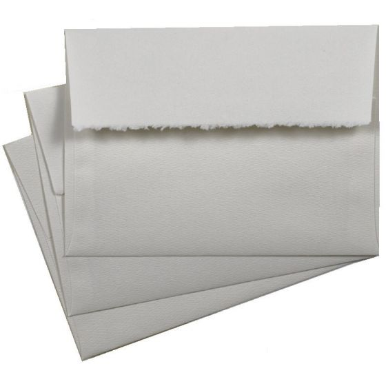 Strathmore Premium Pastelle Soft White (2) Envelopes From PaperPapers