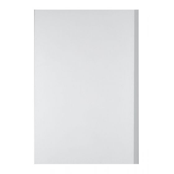 Cougar White 100C (5.5X8.5) A9 Flat Cards - 25 pack