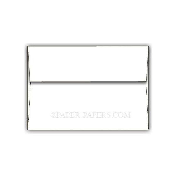 BASIS COLORS - A1 Envelopes - WHITE - 500 PK