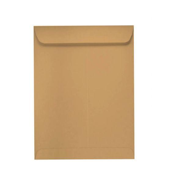 6X9 Catalog Envelopes - 28lb Brown Kraft - (6 x 9) - 500 PK