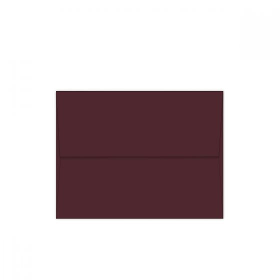 Basis Burgundy (2) Envelopes From PaperPapers