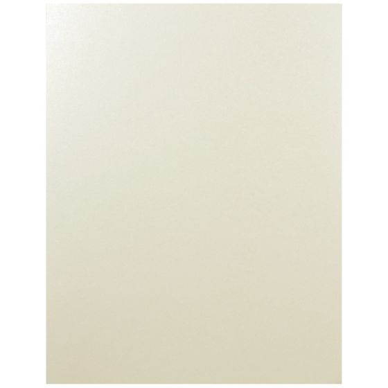 Shine CHAMPAGNE - Shimmer Metallic Card Stock Paper - 8.5 x 14 - 107lb Cover (290gsm) - 150 PK