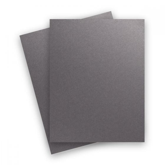 Curious Metallic - IONISED 8.5X11 Letter Size Card Stock Paper 92lb Cover - 25 PK